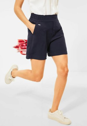 LOOSE FIT SHORTS - Shorts - blau