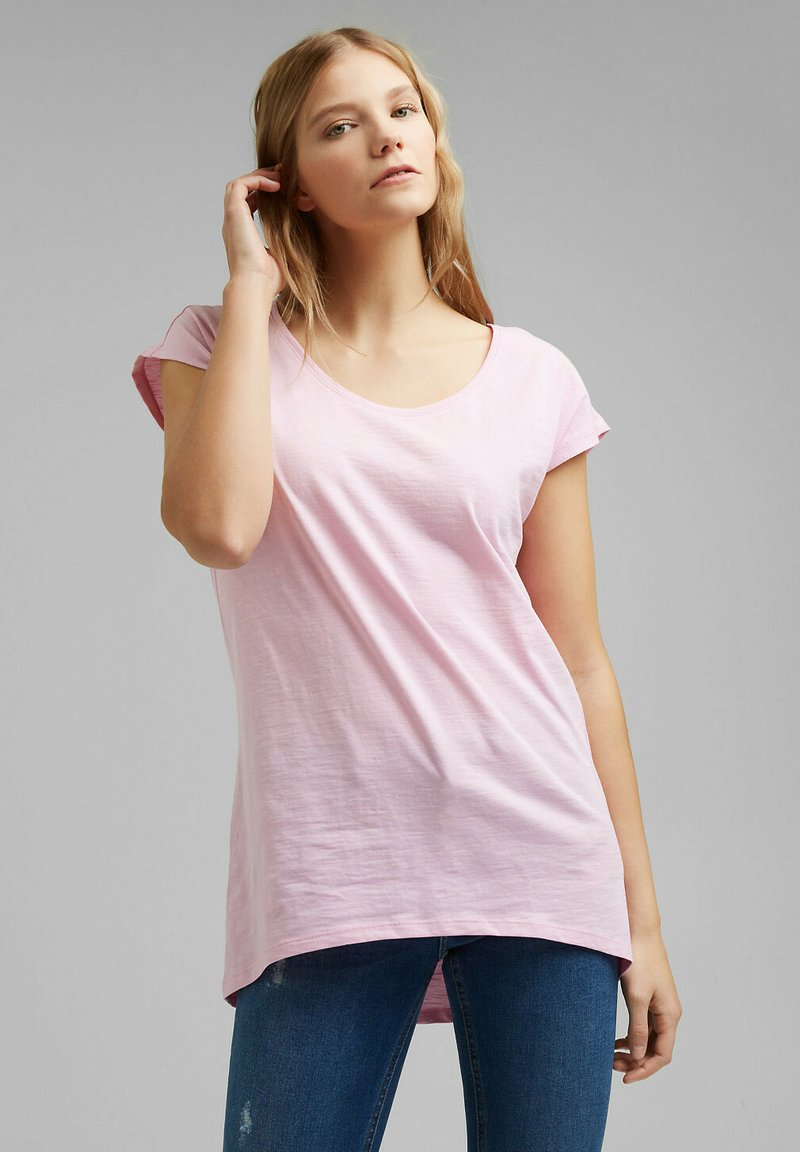 edc by Esprit - Basic T-shirt - pink