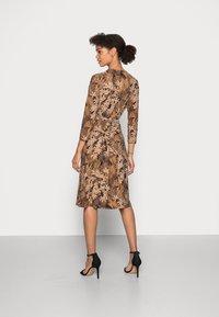 Ilse Jacobsen - DRESS - Jersey dress - ginger root - 2