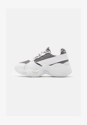 Trainers - antracite/grey/white