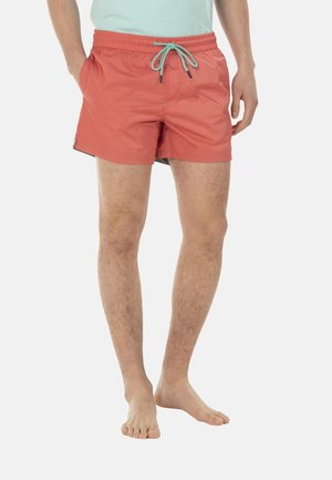 Swimming shorts - rosso