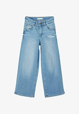 Vaqueros boyfriend - medium blue denim
