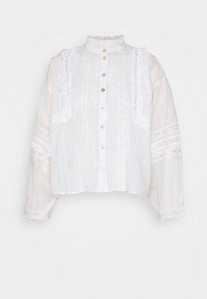 DELILAH BOHO BLOUSE - Bluzka - white