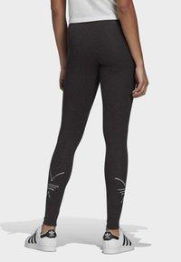 adidas Originals - Legging - black melange - 2