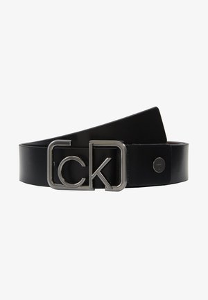 SIGNATURE BELT - Gürtel - black