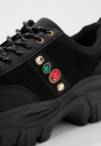 Even&Odd - Sneakersy niskie - black - 2