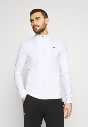 COURT JACKET - Trainingsvest - white/black