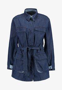 G-Star - CHISEL A LINE FIELD JACKET - Short coat - medium aged - 4