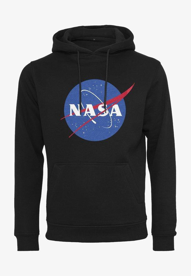 NASA HOODY - Hoodie - black