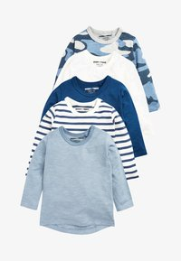 Next - Long sleeved top - blue - 0