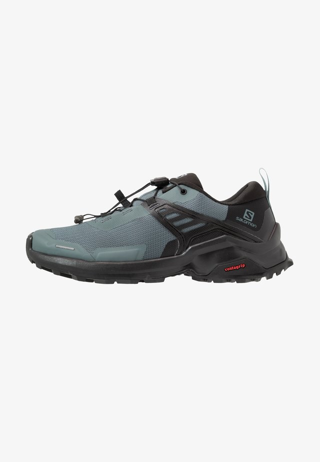 X RAISE - Hikingschuh - stormy weather/black/lead