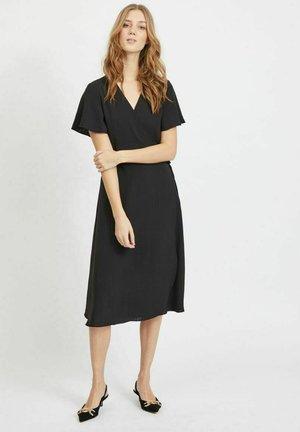 VILOVIE - Denní šaty - black