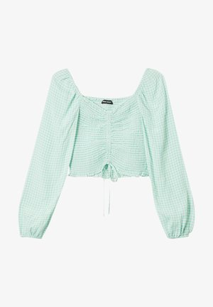 Bluse - green