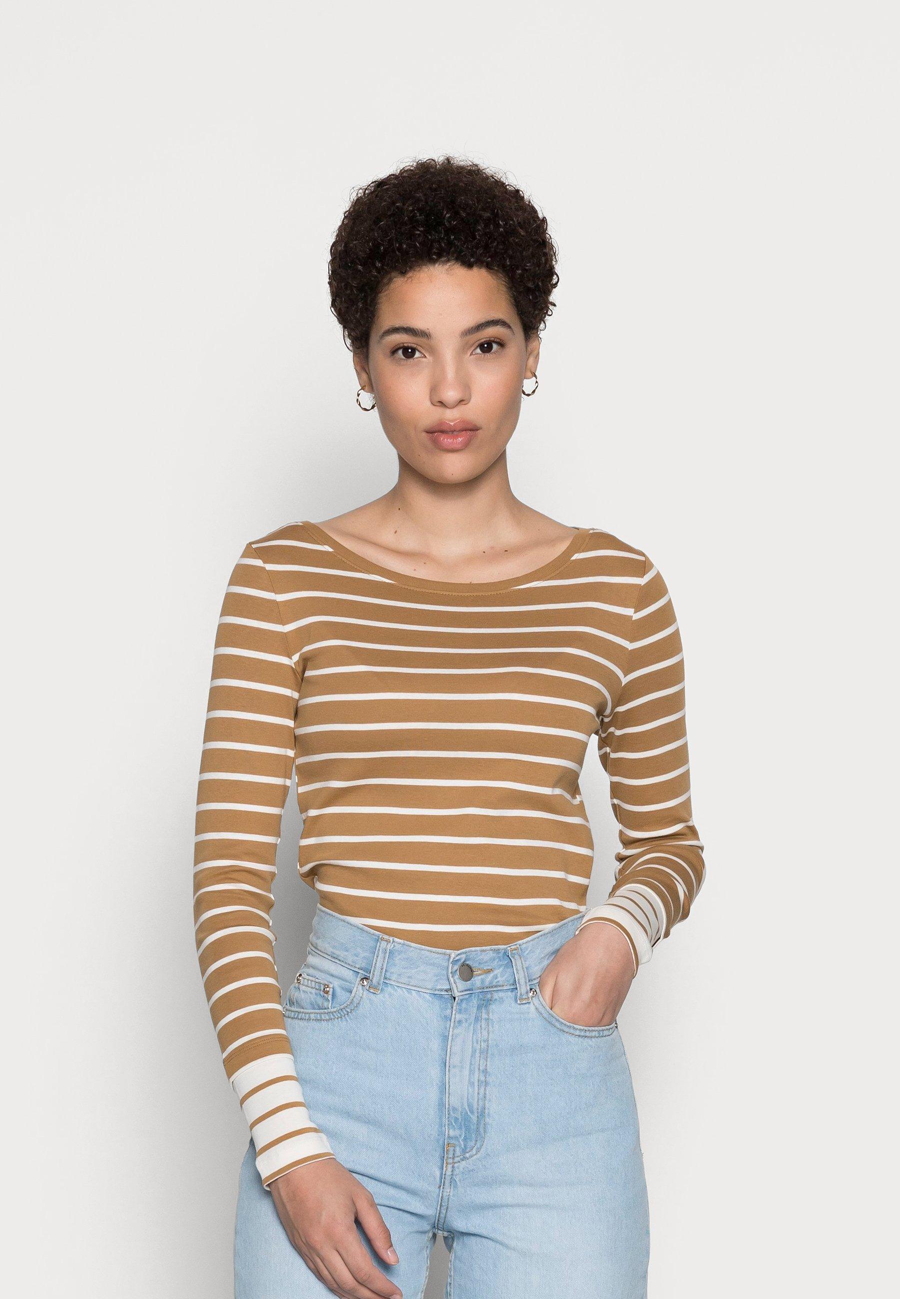 Women LONGSLEEVE CUFF - Long sleeved top