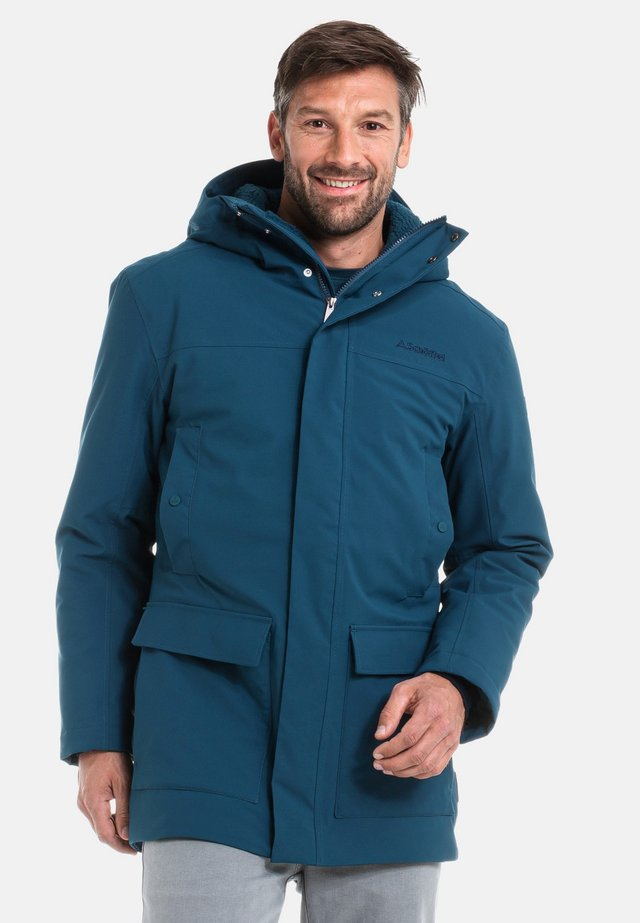 ROTTERDAM  - Winter coat - 8859 - blau