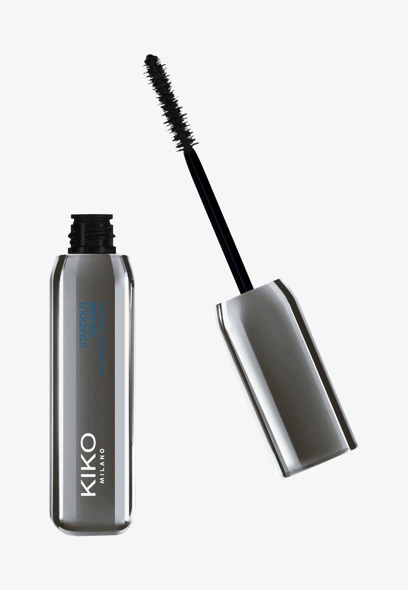 KIKO Milano - STANDOUT VOLUME WATERPROOF MASCARA - Mascara - black