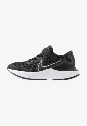 RENEW RUN - Neutrální běžecké boty - black/metallic silver/white/dark smoke grey/particle grey