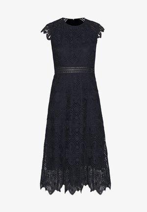 DRESS MIDI - Korte jurk - navy blue