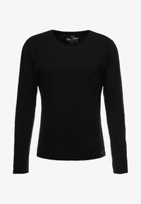 CHEESE - Långärmad tröja - black