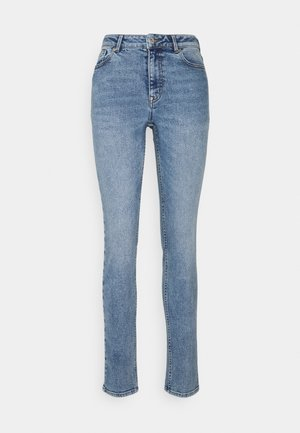 ONLERICA LIFE - Straight leg jeans - light blue denim