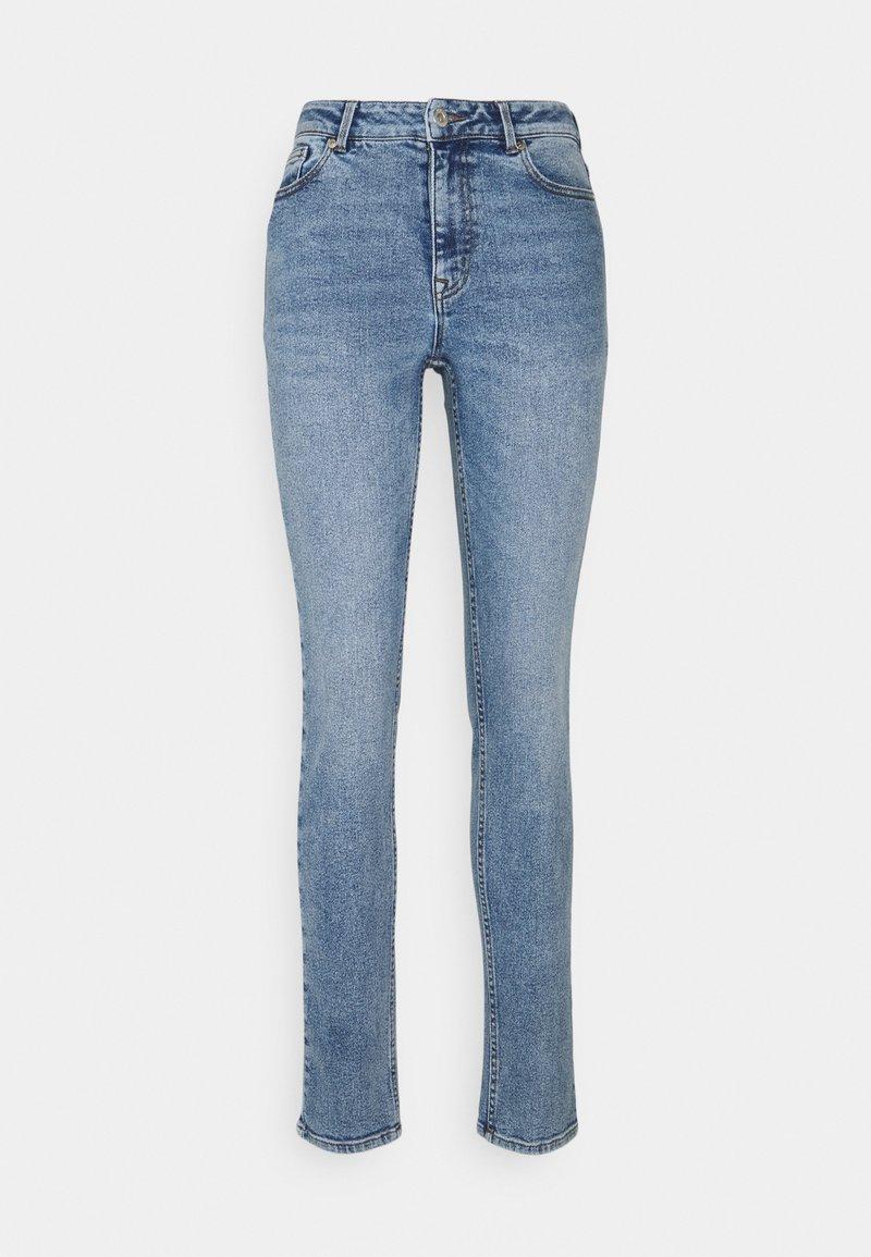 ONLY Tall - ONLERICA LIFE - Jeans straight leg - light blue denim