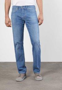 MAC Jeans - Straight leg jeans - cobalt blue - 0