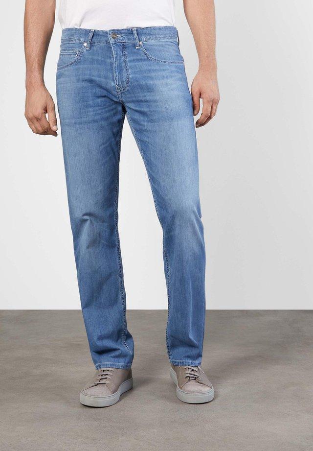 Jeans straight leg - cobalt blue