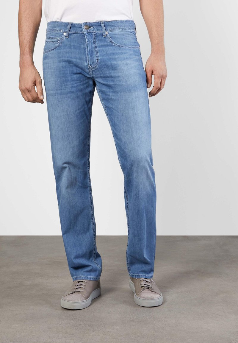 MAC Jeans - Straight leg jeans - cobalt blue