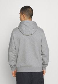 Nike Sportswear - COURT HOODIE - Sweatshirt - grey heather - 2