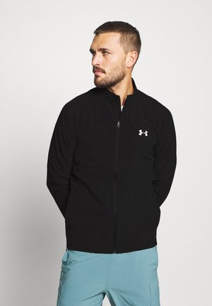 LAUNCH 3.0 STORM JACKET - Sports jacket - black/black/reflective