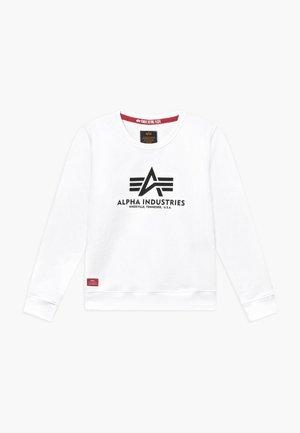 BASIC KIDS TEENS - Sweatshirt - white