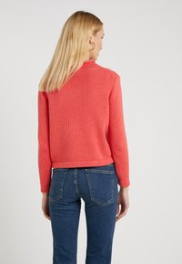 J.CREW - Jumper - heather pomegrante - 2