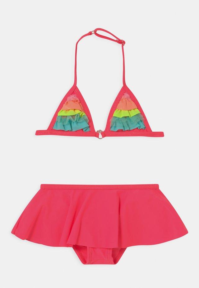 SET - Bikini - fuschia