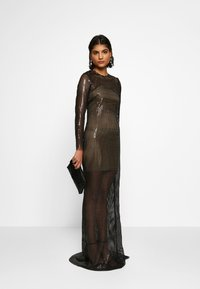 LEXI - MALIKA DRESS - Occasion wear - black - 1