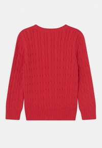 Polo Ralph Lauren - CABLE  - Jumper - red - 1