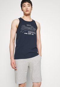 Superdry - Top - rich navy - 0