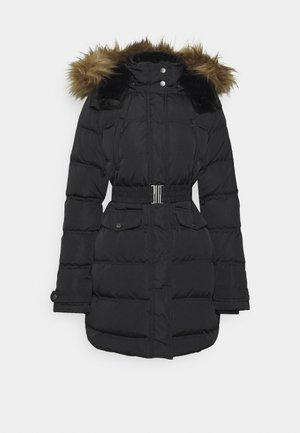 MOLI - Down coat - black