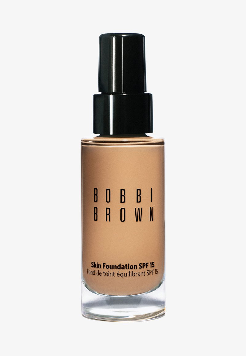 Bobbi Brown - SKIN FOUNDATION SPF15 - Foundation - w-054 natural tan