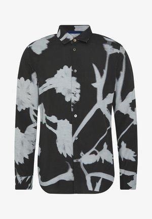 GENTS SLIM SHIRT - Overhemd - black