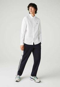 Lacoste - CH2933 - Formal shirt - blanc - 1