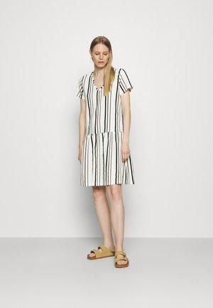 JODINA - Jersey dress - off-white