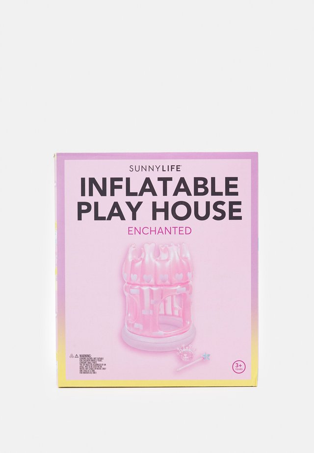 INFLATABLE PLAY HOUSE ENCHANTED  UNISEX - Giocattolo - pink
