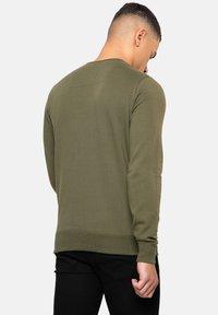Threadbare - FIN - Sweatshirt - khaki - 2