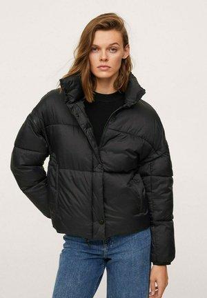Winter jacket - zwart