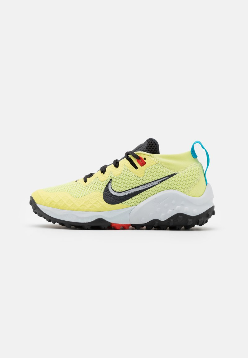 Nike Performance - WILDHORSE 7 - Chaussures de running - limelight/off noir/laser blue/chile red