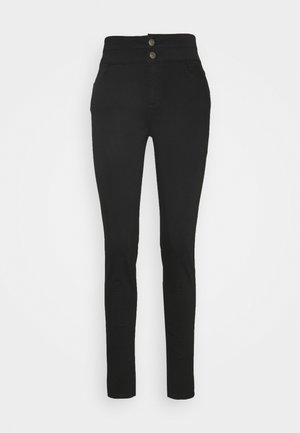 F-POWER  - Trousers - noir