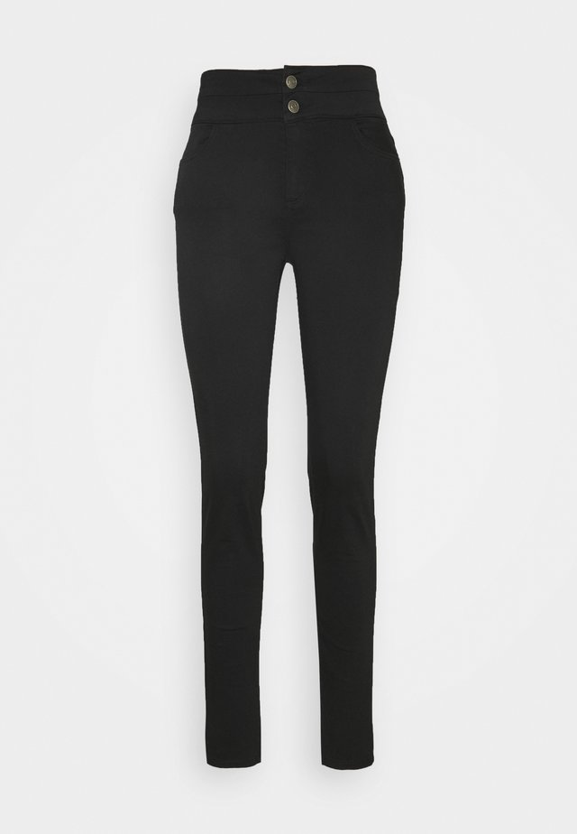 F-POWER  - Broek - noir