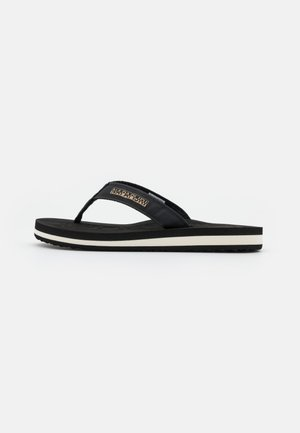 STICK - T-bar sandals - black