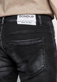 Dondup - Slim fit jeans - black - 3