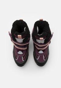 Kappa - BONTE TEX UNISEX - Zimní obuv - purple/rosé - 3